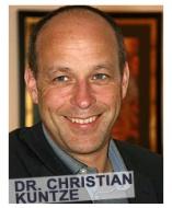Dr. Christian Kuntze<br>